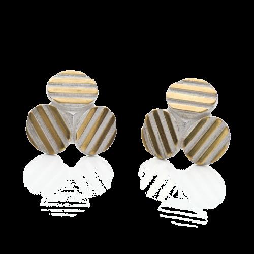 Auskarai ''Trio''