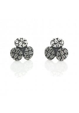 "Earrings ''Romantic TRIO"""
