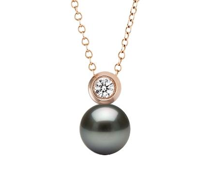 tahiti perlas deimantas