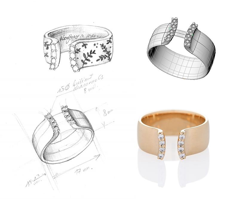 Individualus uzsakymas Auste jewellery