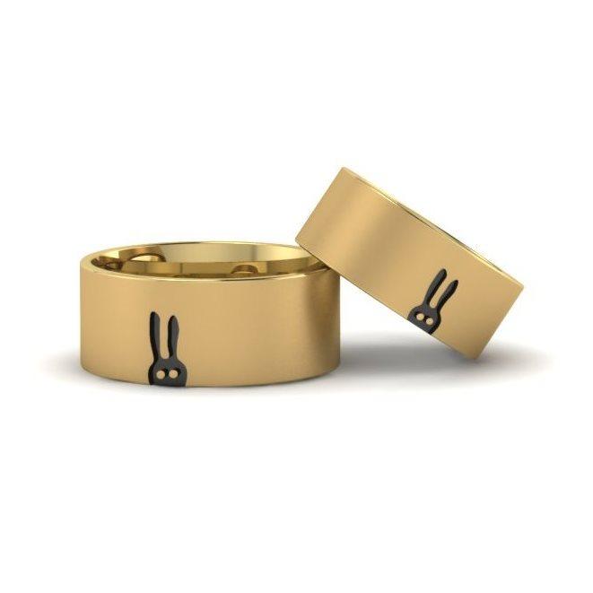kiškių žiedai